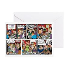 """Bowled Over"" Note Cards (Pk of 10)"