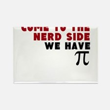 come to the nerd side we have pi Rectangle Magnet