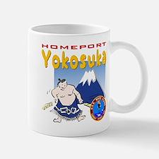 Homeport Yokosuka Mug