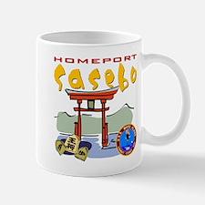 Homeport Sasebo Mug