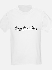 Boca Chica Key, Vintage T-Shirt