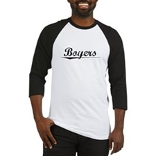 Boyers, Vintage Baseball Jersey