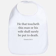Genesis 26:11 Bib