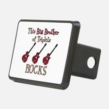 Big Bro Rocks Triplets Hitch Cover