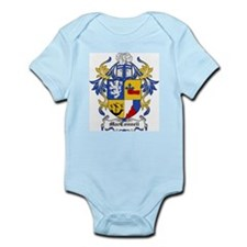 MacConnell Coat of Arms Infant Creeper