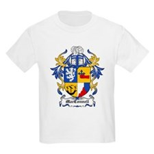 MacConnell Coat of Arms Kids T-Shirt