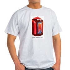146 Symphonola Ash Grey T-Shirt
