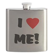 I Love Me Flask