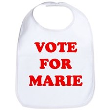 Vote For Marie Bib