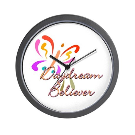 Daydream believer Wall Clock
