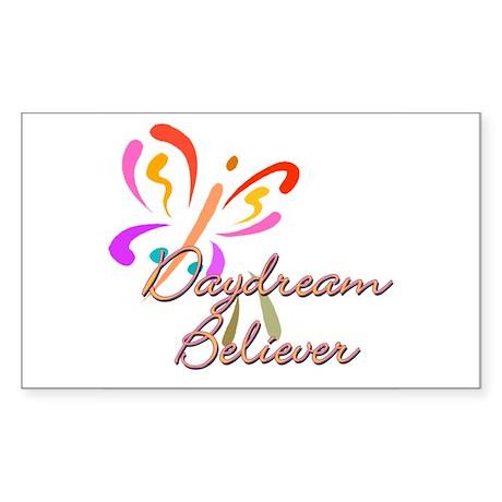 Daydream believer Rectangle Sticker