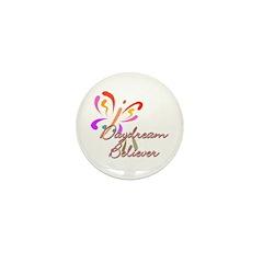 Daydream believer Mini Button (10 pack)