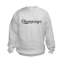 Champaign, Vintage Sweatshirt