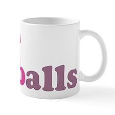 Ed Balls Small Mug