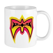 "Warrior ""Blazing Mask"" Mug"