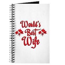 World's Best Wife Journal