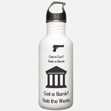 Got a Gun? Water Bottle