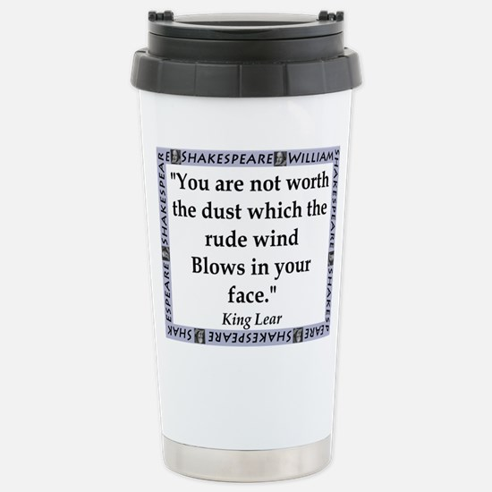 You Are Not Worth The Dust Mugs