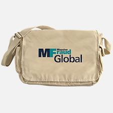 MF Global Messenger Bag