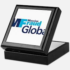 MF Global Keepsake Box