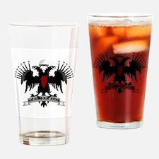 Shqiponja Drinking Glass
