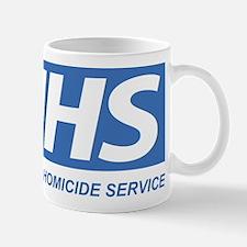 NHS - National Homicide Service Mug