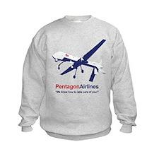 Pentagon Airlines Sweatshirt