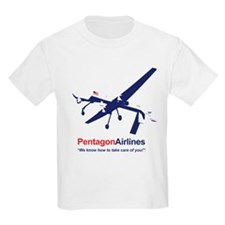 Pentagon Airlines T-Shirt