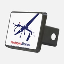 Pentagon Airlines Hitch Cover