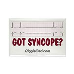 Got Syncope? 2 Rectangle Magnet (10 pack)