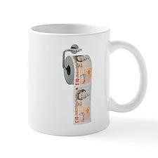Sterling Toilet Roll Mug