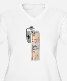 Sterling Toilet Roll T-Shirt