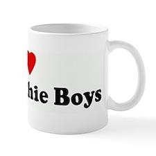 I Love The Southie Boys Mug