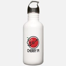 Cherry Pi Water Bottle