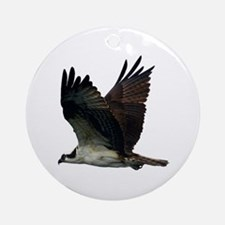 Osprey Ornament (Round)