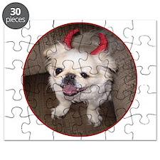 Tater Devil Horns Puzzle
