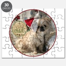 Happy Holidays Tater Puzzle