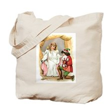 Fairy Tale Collection: Sleeping Beauty Tote Bag