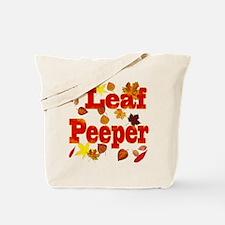 Leaf Peeper Tote Bag