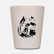rocky cut out.png Shot Glass