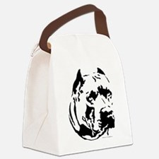 rocky cut out.png Canvas Lunch Bag