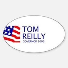 Reilly 06 Oval Decal