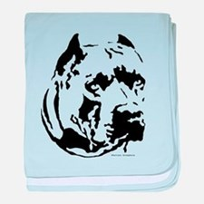 rocky cut out.png baby blanket