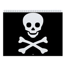 PIRATE! Wall Calendar