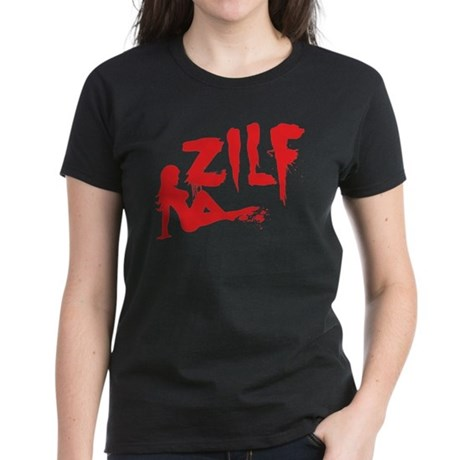 ZILF Women's Dark T-Shirt