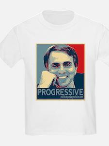 "Sagan - ""PROGRESSIVE"" T-Shirt"