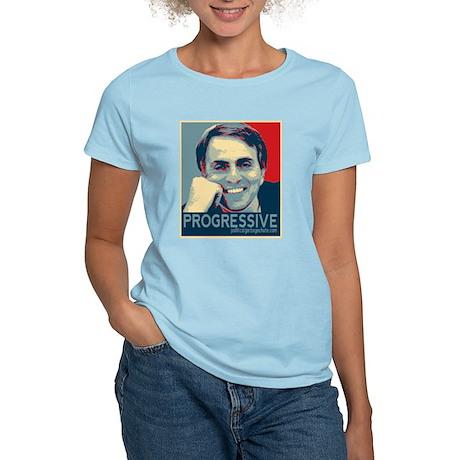 "Sagan - ""PROGRESSIVE"" Women's Light T-Shirt"