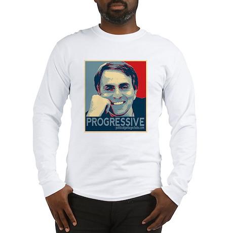 "Sagan - ""PROGRESSIVE"" Long Sleeve T-Shirt"