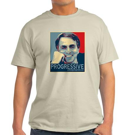 "Sagan - ""PROGRESSIVE"" Light T-Shirt"