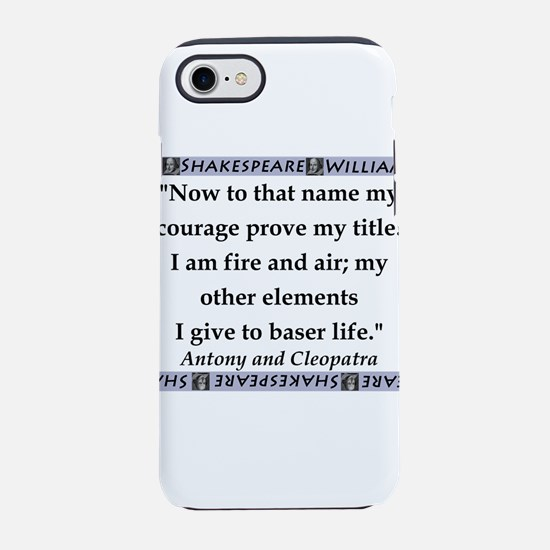 Now To That Name iPhone 7 Tough Case
